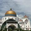 マラッカ 水上モスクは絶対に行くべき