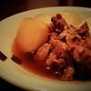 【料理】豚肉と大根と卵の煮物にしたよ~