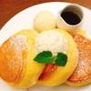 天神カフェ 幸せのパンケーキ