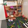 子供部屋の改装 壁を塗る編 その1