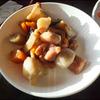 おススメは筑前煮!!くつろぎの森グリーンピア八女の朝食バイキングが美味しくて大満足(*´ω`*)♪