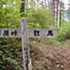 ハセツネコースチャレンジ 武蔵五日市~槇寄山(西原峠)