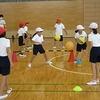 4年生:体育 プレルボール