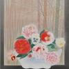 日本画の杜   第九章 「早春の窓辺」 2017・2