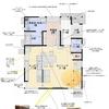 11/11時点での間取りイメージ<北向き玄関の間取り>