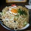 新子安【ちゃんぽん浪漫食堂】戸越ちゃんぽんやきそば ¥780+大盛 ¥100