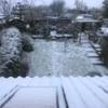 雪と雪だるまさん