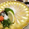 カワハギは肝と一緒に食べるのが一番!@鹿児島市南栄