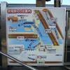 折尾経由J2行き列車は本城で追越し待ち