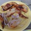 幸運な病のレシピ( 1487 )朝:味噌手羽網焼き、ワラサ麹漬け、三角揚げネギオーブン、味噌汁、父の爪切り