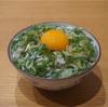 卵かけ釜揚げしらす丼 1st