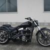 FXBRS 114 M8 ブレイクアウト Thunder Bike製 リヤフェンダー♪♪