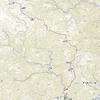 兵庫県宍粟市の点名:宮ノ後~点名:十年~殿下コース登山口縦走