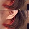 普通じゃ面白くないから髪の毛で遊んでみた!