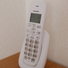 固定電話機 SHARP JD-G32CW を購入