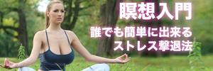 【動画あり】キラーストレスを撃退するマインドフルネス「瞑想」を誰でも簡単に一瞬で集中世界に入り込む方法を詳しく書いてみた。