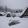列車で行く冬の飛騨路・アニメ『氷菓』の聖地先行巡礼(その5)2012年2月4日