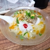 「鱧塩冷しラーメン」麺や 福座