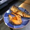 幸運な病のレシピ( 867 )朝:煮しめ、餃子の餡作り、スペアリブ仕込み、塩サバ、塩ます