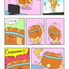 クリームパンのクリームさん「エクササイズ」/ Mr.Cream bun「Exercise」