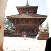 ネパ-ルの世界文化遺産 カトマンドゥ盆地काठमाडौं उपत्यका  その⑦チャングナラヤンの3回目