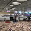 チャンギ空港ターミナル4に潜入してみた。