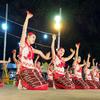ミャンマー・カレン民族のドンダンスを観に行った