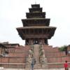 ネパ-ルの宮廷と寺院・仏塔 第185回     カトマンドゥ盆地の寺院と仏塔 バクタプルの王宮と寺院