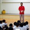 福岡市・塩原幼稚園でのフリースタイルフットボール教室の記録