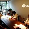 レッスンレポート)10/12本川町教室 編み物が好きな方の集まりです