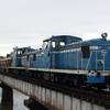 名古屋臨海鉄道で凸重連を撮る 冬の東海地方 撮り鉄遠征⑪