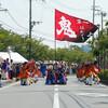裏播州鬼ほおずき灯:おの恋おどり(2017年8月20日、小野まつり)