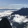 南アルプスの貴公子 甲斐駒ヶ岳④ 絶景を堪能し北沢峠へ下山する 2019.9.7~9.8