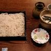【池袋】そば処 和邑:しらゆき(そばの中心)+とろろ汁(1700円)
