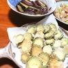ゴーヤの天ぷらがおいしい。簡単オススメ!