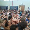 メルキッシェスフィアテルシュタイナー学校でのオイリュトミー公演