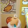 【大阪梅田】ぐでたま×にゃんこコラボカフェの店内の様子!!ところどころにこっそりにゃんこが?!