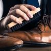 ハノイのホアンキエム湖周辺の、靴磨きに気を付けろ!