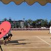 長男の体育祭