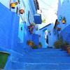 モロッコ旅行記(2):青い街【シェフシャウエン】おとぎの国で迷子になろう!