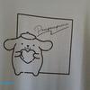 ポムプーの Tシャツワンピ 可愛いよ♪