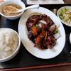 西川口の「鴻運楼」に酢豚定食を食べに行きました★