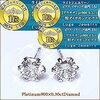 プラチナ ダイヤモンド カラット 通販 価格