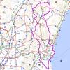 BRM716千葉300km(八溝山) ①