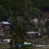 天ノ川沿いの旧大塔村を訪問