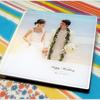 【プレ花嫁的DIY】式場のアルバムが高すぎるなら自作すればいいじゃない