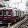 阪急、今日は何系?①387…20210208