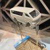 ハイエーストミカのリメイク続きとスーパーカブプラモデル製作続き
