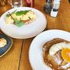 アムステルダムで朝食を/渡欧3日目@Amsterdam
