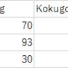 Rにread.tableで2次元の表(分割表)を読み込む